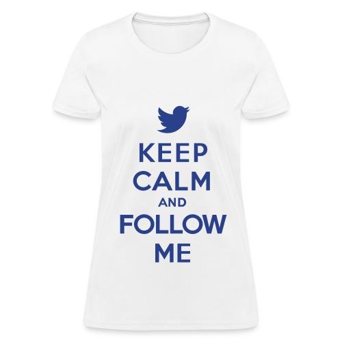 Women's Follow Me T-Shirt - Women's T-Shirt