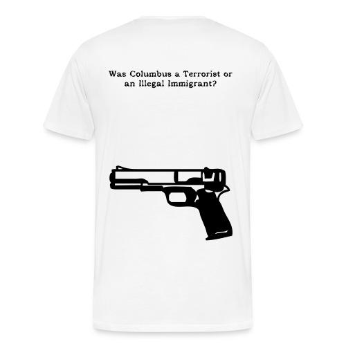 Gov. Shirt#2 - Men's Premium T-Shirt