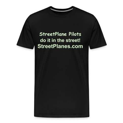 StreetPlanes Uniform t-shirt - Men's Premium T-Shirt