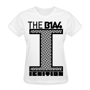B1A4- Ignition Ladies Tee - Women's T-Shirt