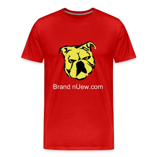 Mens: Brand nUew Yellow Bulldog - Men's Premium T-Shirt