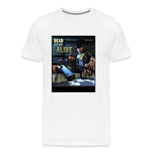 KOOL G RAP-WHITE-XXXL - Men's Premium T-Shirt