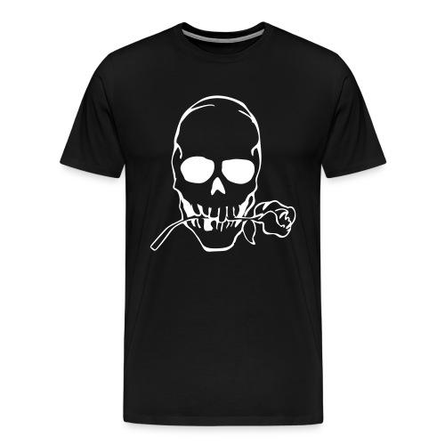 SKULL & ROSE - Men's Premium T-Shirt
