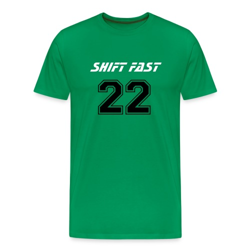 SF: #22 Front/Back - Men's Premium T-Shirt