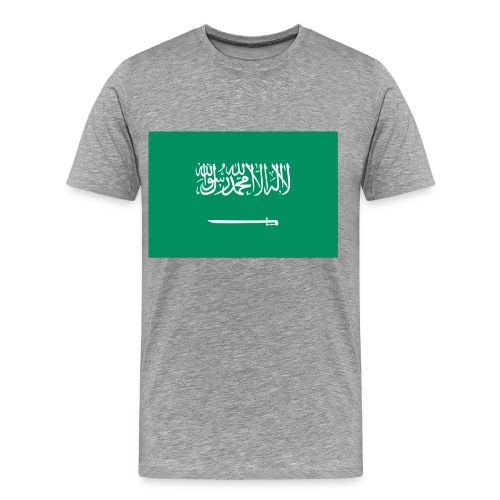 Saudia Arabia - Men's Premium T-Shirt