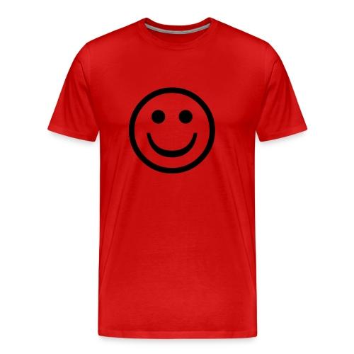 Smile Wtf? - Men's Premium T-Shirt