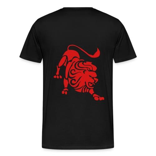 Leo much? - Men's Premium T-Shirt