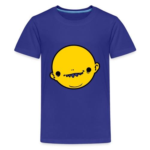 Kids:  Orange Big Head Peterson Family Day 2006 - Kids' Premium T-Shirt