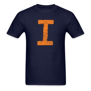 I is for Illinois - Men's T-Shirt