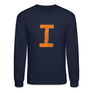 I is for Illinois - Crewneck Sweatshirt