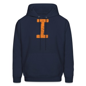 I is for Illinois - Men's Hoodie