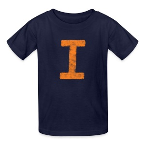 I is for Illinois - Kids' T-Shirt