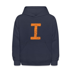 I is for Illinois - Kids' Hoodie