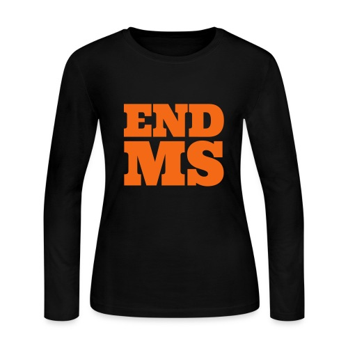 End MS - Women's Long Sleeve Jersey T-Shirt