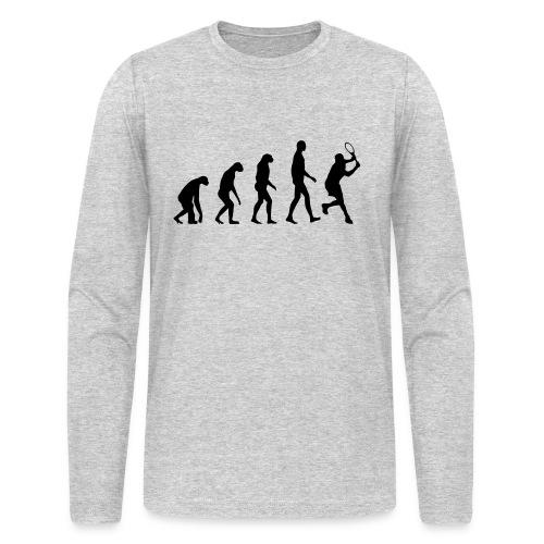Evolution Men's Long Sleeve T-Shirt  - Men's Long Sleeve T-Shirt by Next Level