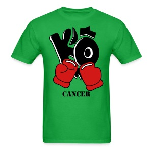 K.O. Cancer - Men's T-Shirt