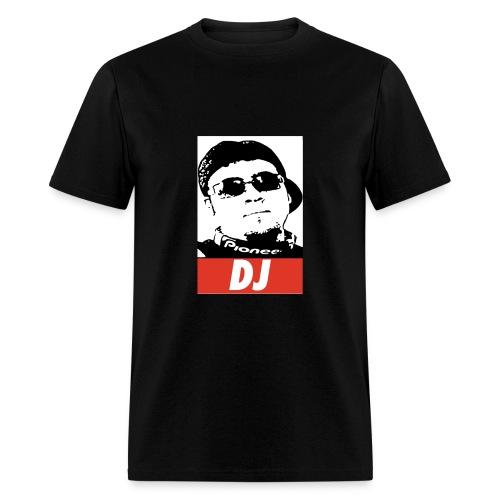 Listen to thy DJ - Men's T-Shirt