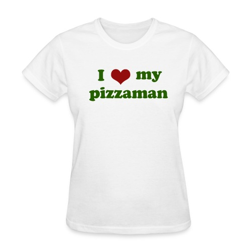 Women's T-Shirt - FG pizza,Italy,alan scott oven,bread knife,brick oven,brotform,danish dough whisk,f g pizza,fgpizza,gi metal,lame,oven tools,pizza,pizza napoletana,pizza oven tools,pizzaiolo,vera napoletana,woodfire,woodfired,woodfired oven