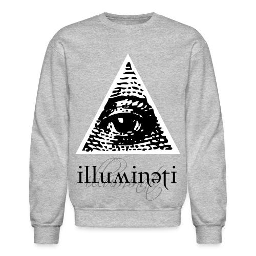 illuminati Creck - Crewneck Sweatshirt