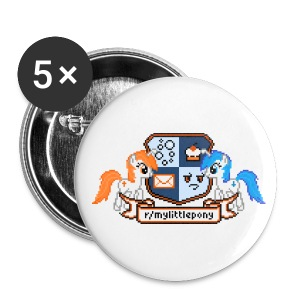 /r/mylittlepony buttons big - Large Buttons