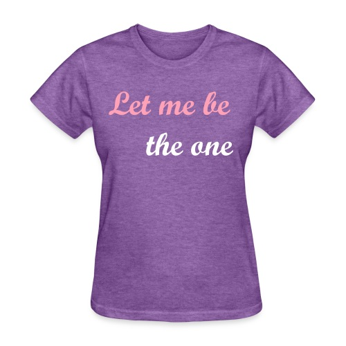 SS501 - Let Me Be The One - Women's T-Shirt