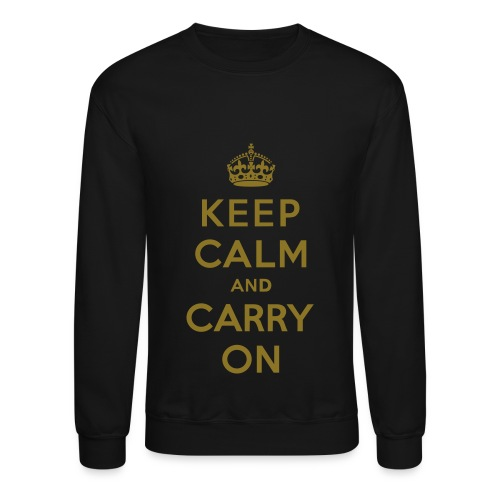 Keep Calm Crewneck - Crewneck Sweatshirt