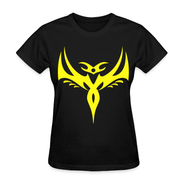 Tribal HD VECTOR Women's T-Shirts