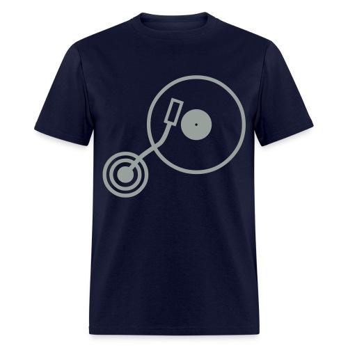 turn table - Men's T-Shirt