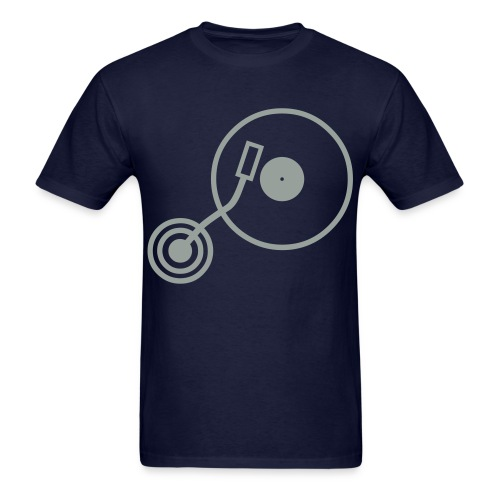 turn table - Men's T-Shirt