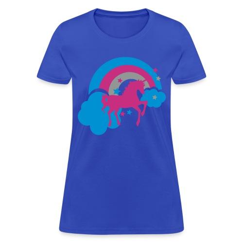 Women's Rainbow T-Shirt - Women's T-Shirt
