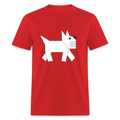 Astro Dog - Men's T-Shirt