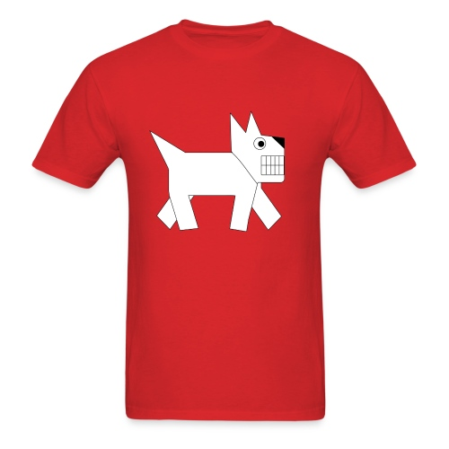 Astro Dog - Men's T-Shirt