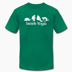 Irish Yoga T-Shirts