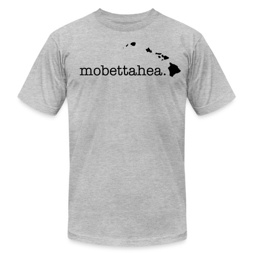 mobettahea  808    Male Island Chain -back - Men's  Jersey T-Shirt