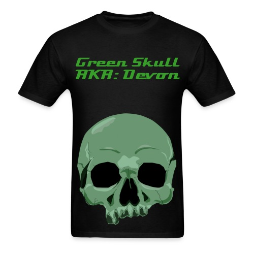 GreenSkullGaming - Men's T-Shirt