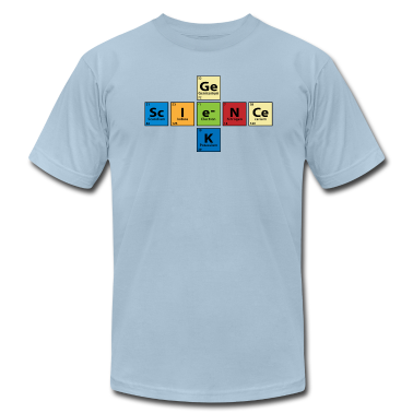 Science Geek  T-Shirts