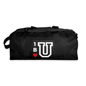 One U, Be U, Love U Duffle - Duffel Bag