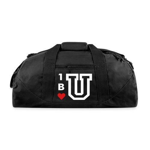 One U, Be U, Love U Duffle - Duffel Bag