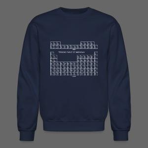 Periodic Table of Michigan - Crewneck Sweatshirt