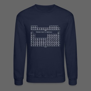 Periodic Table of Michigan - Crewneck Sweatshirt