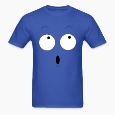Shocked Face T-Shirts