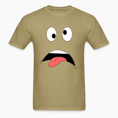 Crazy Face T-Shirts
