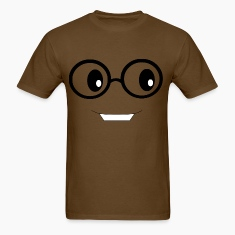 Nerdy Face T-Shirts