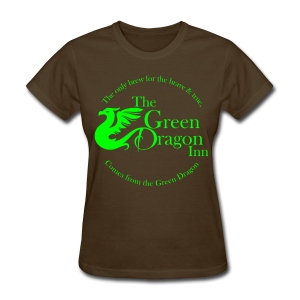 The Green Dragon Inn - Women's T-Shirt