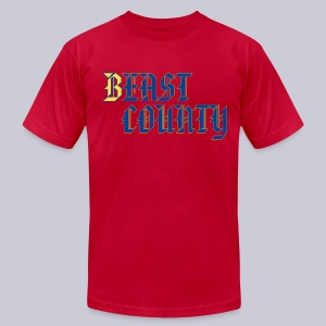 BEast County - Men's T-Shirt by American Apparel