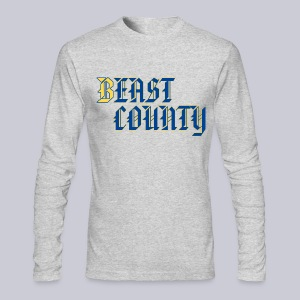 BEast County - Men's Long Sleeve T-Shirt by Next Level