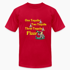 One tequila, Two tequila, Three Tequila, Flour #2 T-Shirts
