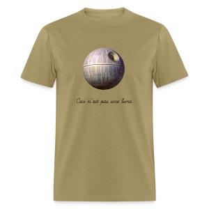 Ceci n'est pas une lune - Men's T-Shirt
