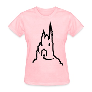 Fairytale castle - Women's T-Shirt
