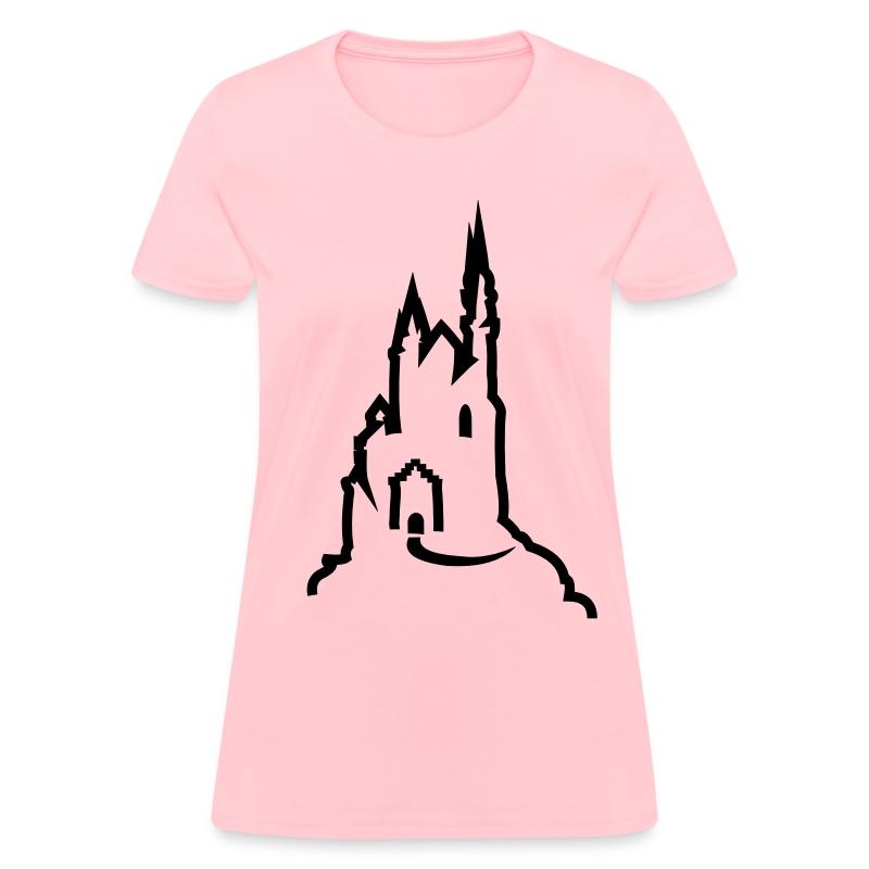 Fairytale castle - Women's T-Shirt